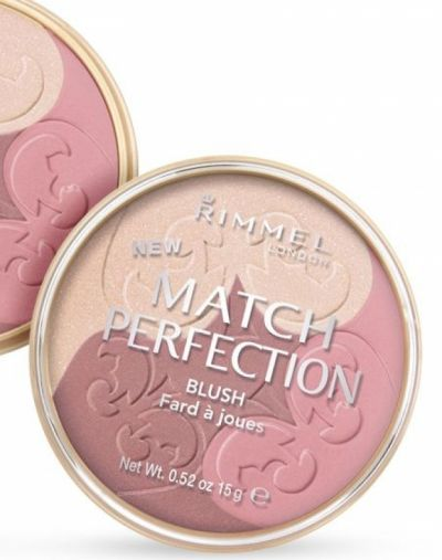 Rimmel Match Perfection 3 Tone Blush