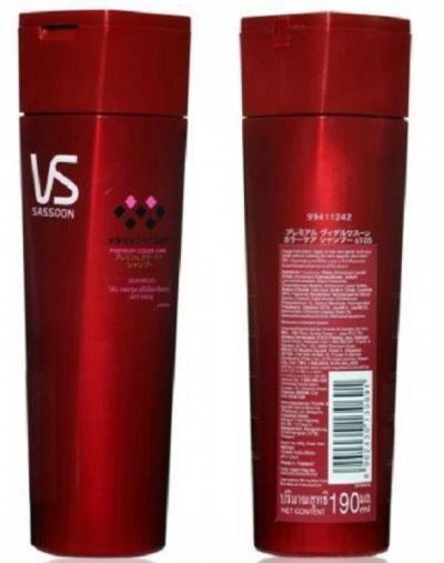 Vidal Sassoon Premium Base Care Shampoo