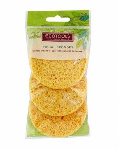 Ecotools Cellulose Facial Sponges