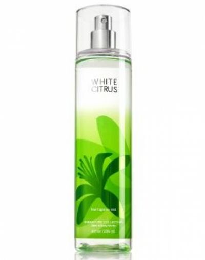 Bath and Body Works White Citrus Fine Fragrance Mist