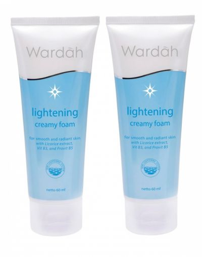 Lightening Creamy Foam