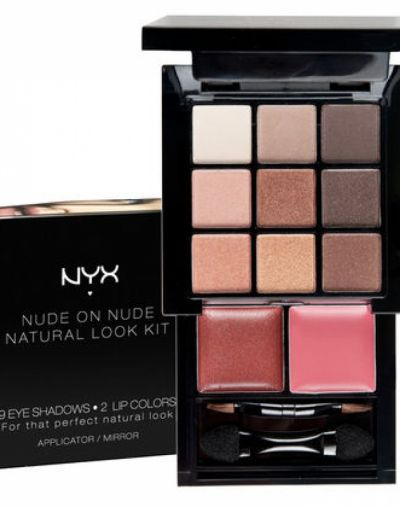NYX Nude On Nude Natural Look Kit
