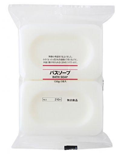 Muji Bath Soap