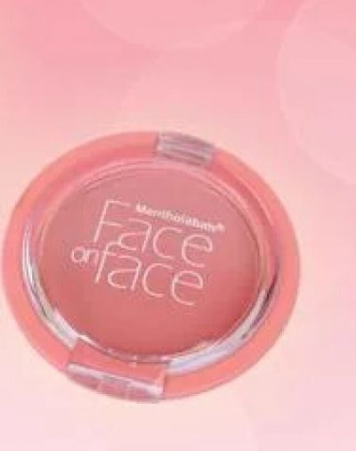 Face on Face Nourishing Blush On