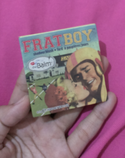 The Balm Fratboy