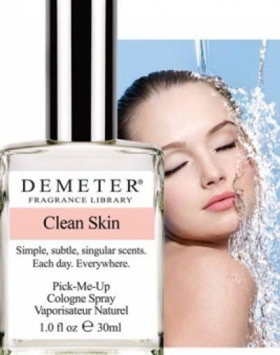 Demeter Fragrance Library Clean Skin