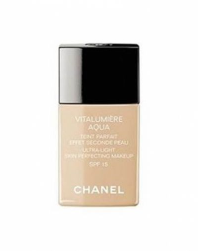 Chanel Vitalumiere Aqua Ultra Light Skin Perfecting Makeup SPF 15
