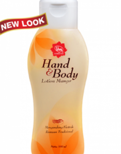 Viva Cosmetics Hand & Body Lotion