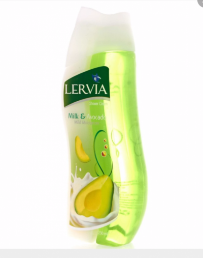 Lervia Shower Cream