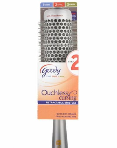 Goody Ouchless Curling Hot Round Brush