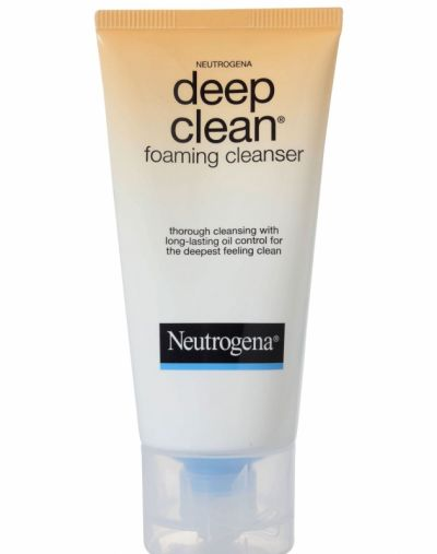 Neutrogena Deep Clean Foaming Cleanser
