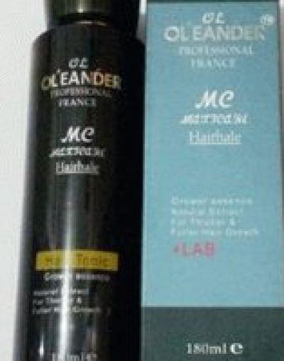 OLeander Hair tonic Growth Essence