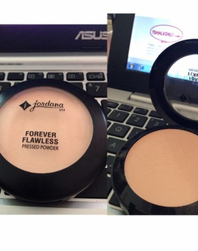 Jordana Forever Flawless Pressed Powder
