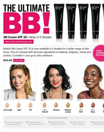 Bobbi Brown BB Cream SPF 35