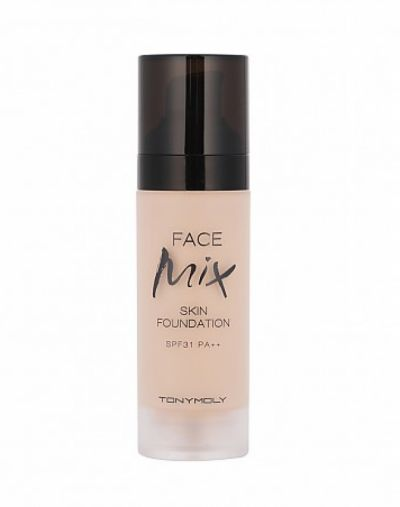 Tony Moly FACE MIX SKIN FOUNDATION