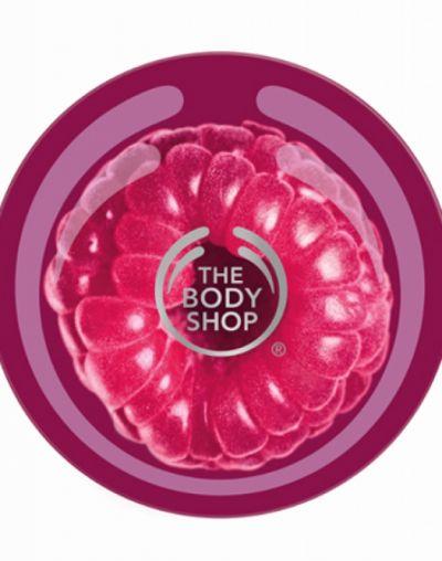 The Body Shop Raspberry Body Butter