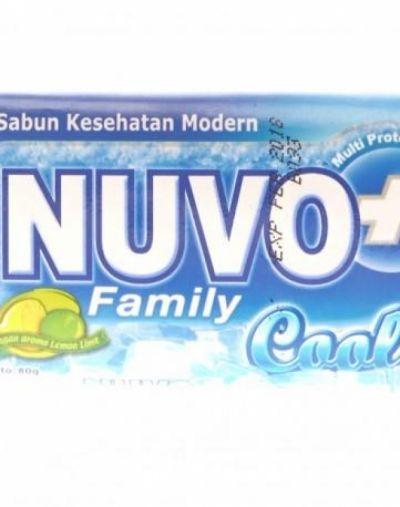 Nuvo Sabun Kesehatan Modern