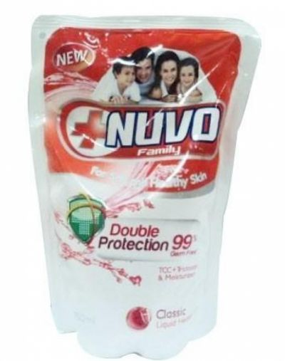 Nuvo Liquid Soap
