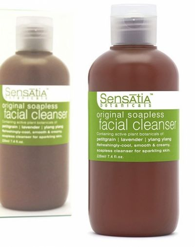 Soap  Free Cleanser