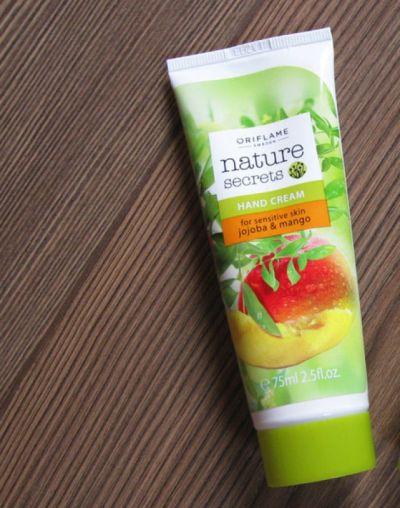Oriflame Nature Secret Hand Cream