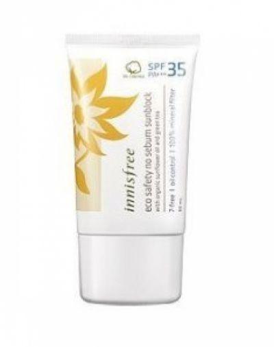 Innisfree Eco Safety No Sebum Sunblock SPF 35