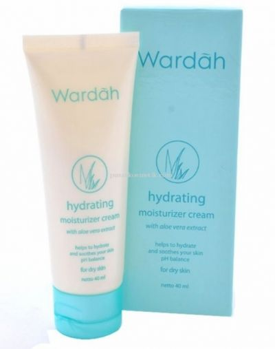 Wardah Hdryrating Moist Cream