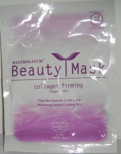 Mentholatum Beauty Mask
