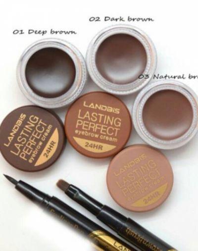 Landbis Lasting Perfect eyebrow cream