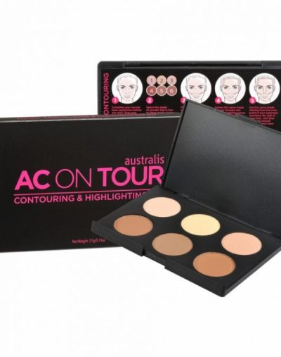 Australis AC ON TOUR Contouring & Highlighting Kit