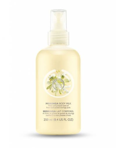 The Body Shop MORINGA MILK BODY LOTION