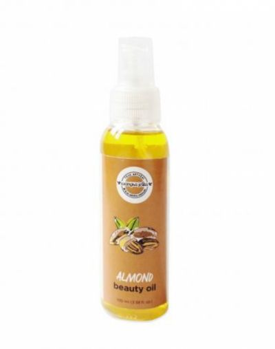 Wangsa Jelita Almond Beauty Oil