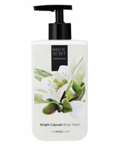 The Face Shop White Secret Capsule Body Wash