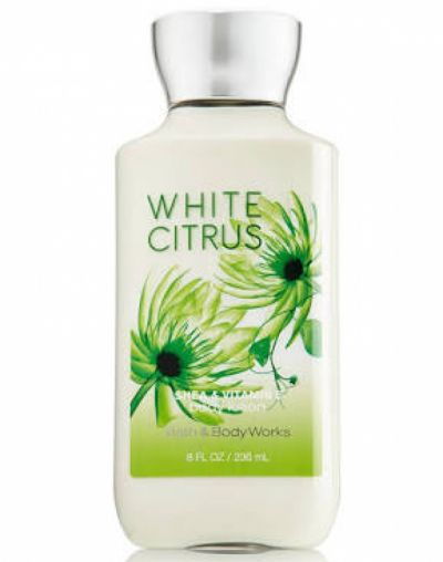 Bath and Body Works White Citrus Body Lotion