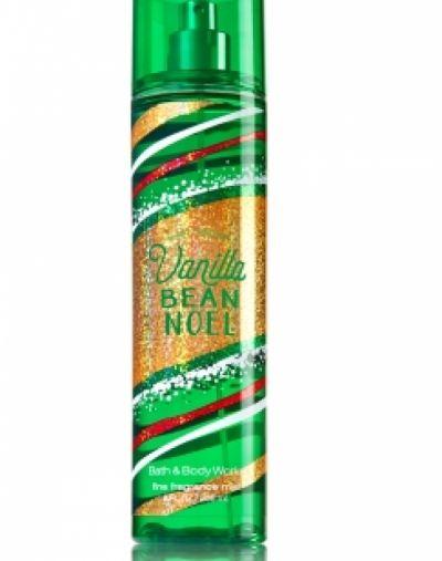 Bath and Body Works Vanilla Bean Noel Fine Fragrance Mist