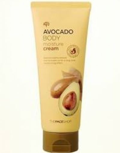 The Face Shop Avocado Body Moisture Cream