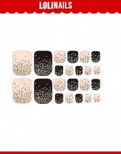 Lolinails Toe Nail Stickers