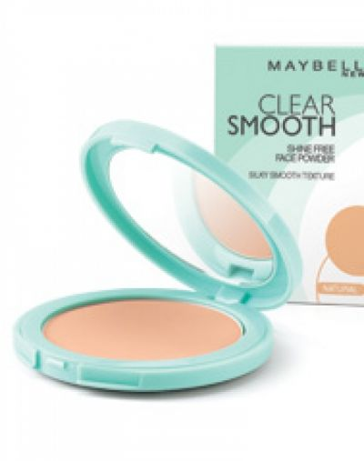 Maybelline Clear Smooth Shine Free Face Powder