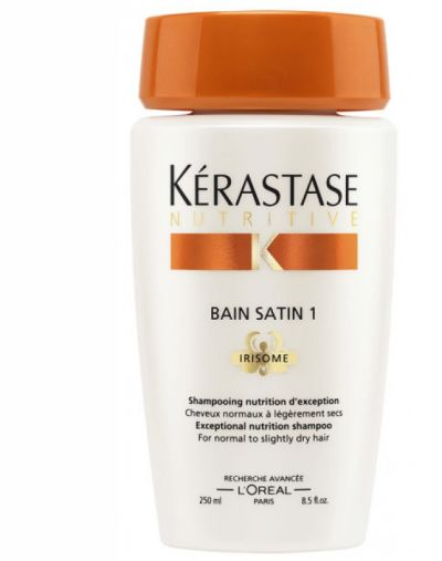 K rastase bain satin 1 beauty product cosmetics reviews for Kerastase bain miroir conditioner