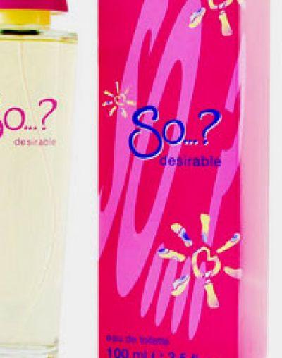 So Perfume So Desirable