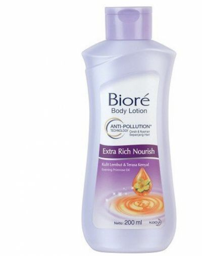 Biore Body Lotion Anti-Pollution