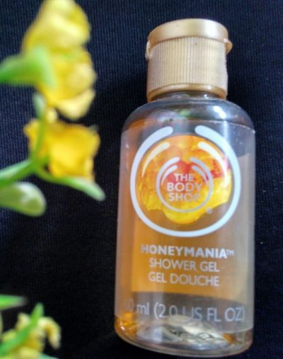 The Body Shop Honeymania Shower Gel