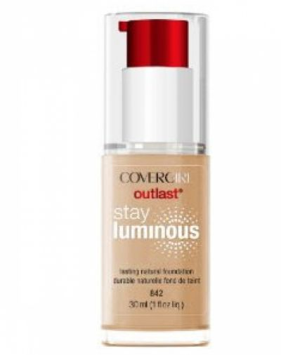 Covergirl Outlast Stay Luminous Foundation