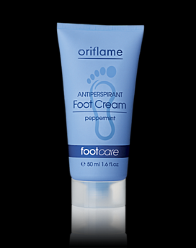 Oriflame Antiperspirant Foot Cream
