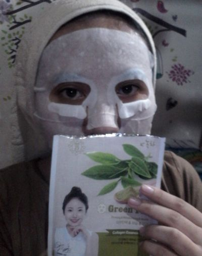 Celebon Collagen Essence Mask