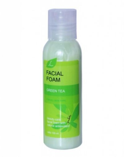 Larissa Facial Foam Green Tea
