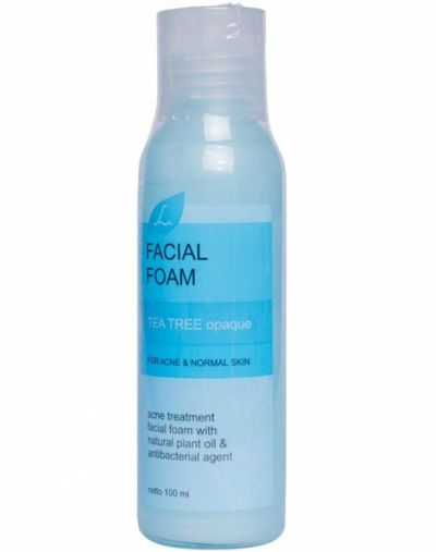Facial Foam Tea Tree Opaque