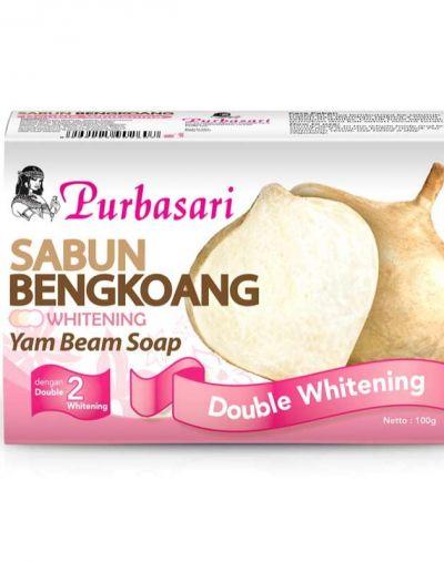 Purbasari Sabun Bengkoang Double Whitening