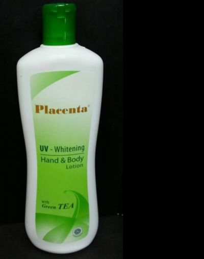 Placenta UV Whitening Hand Body Lotion