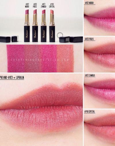 Purbasari Lipstick Color Matte