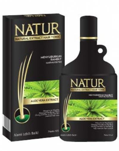 Natural Extract Hair Tonic